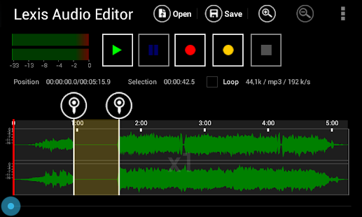 Lexis Audio Editor - Apps on Google Play