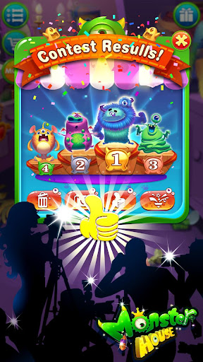 ud83dudc7eud83dudc7eCute Monster - Virtual Pet modavailable screenshots 7