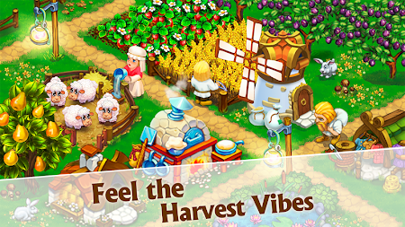 Harvest Land APK screenshot thumbnail 5