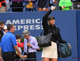 Bijltjesdag op US Open: sprookje Sharapova voorbij, Muguruza ook uitgeschakeld