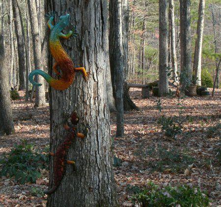 lizard art