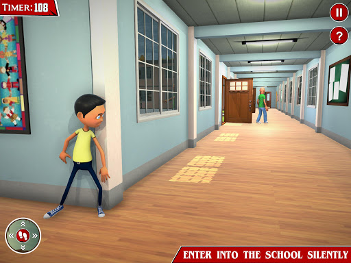 Crazy Teacher of Math in School Education Learning 1.7 screenshots 6