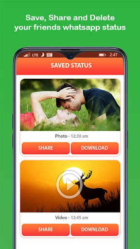 Status Saver for WhatsApp & Status Downloader screenshot 2