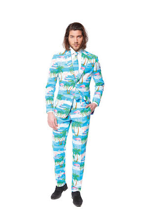 Opposuit, Mr Flaminguy