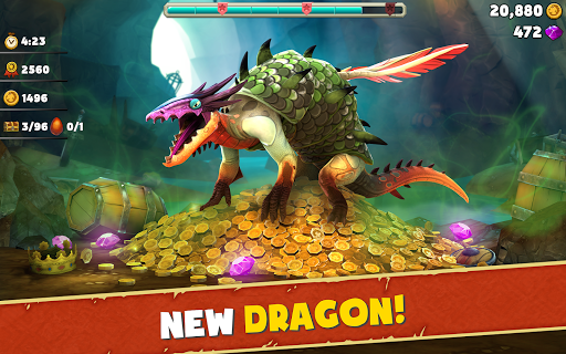 cách hack hungry dragon ios