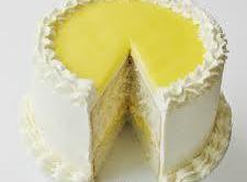 Lemon Mascarpone Layer Cake Recipe