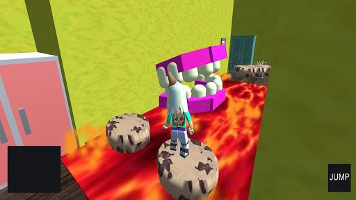 Crazy cookie swirl c robIox adventure 1.0 screenshots 4