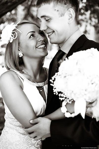 Wedding photographer Yaroslav Makeev (Yarmakeev). Photo of 24.10.2014