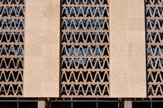 Photo: Motifs architecturaux.