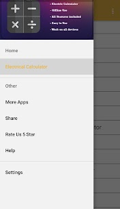 Electrical Calculator App Download For Android 3