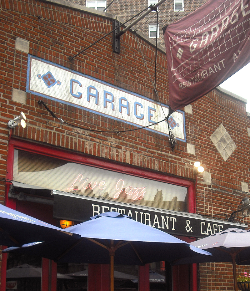 Review: Garage (Brunch)