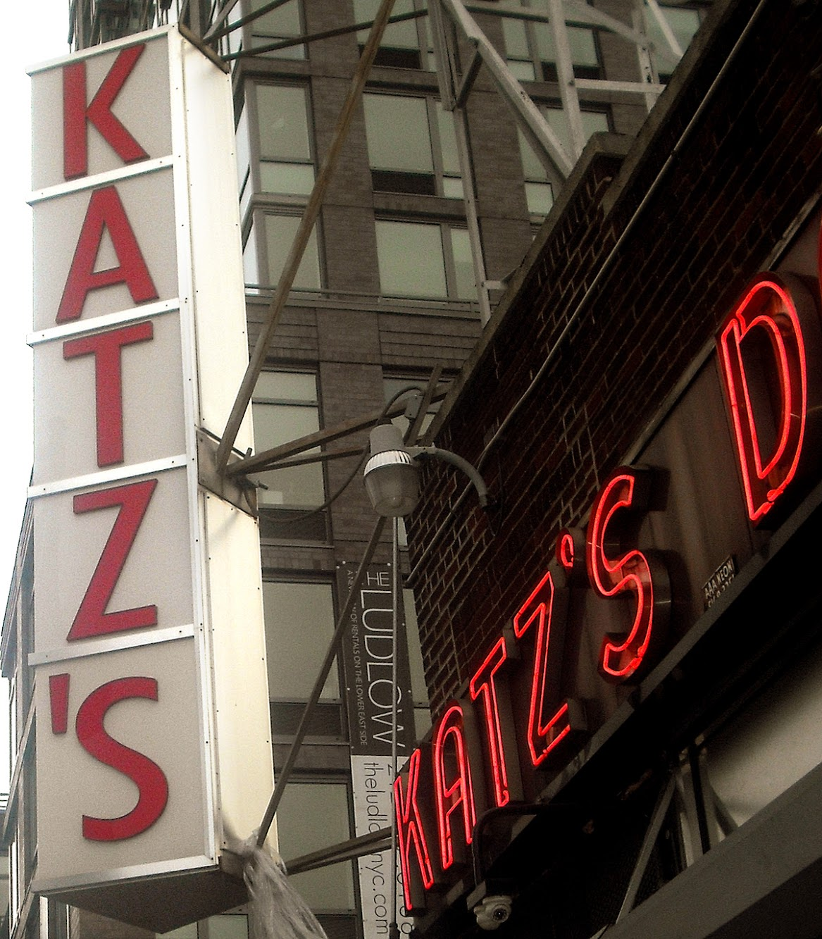 Review: Katz Deli