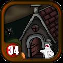Fantasy Garden House Escape - Escape Games Mobi 34 icon