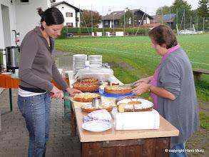 Photo: Startnummernausgabe Bad Feilnbach