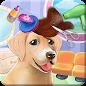 Fluffy Labradors at Hair Salon icon
