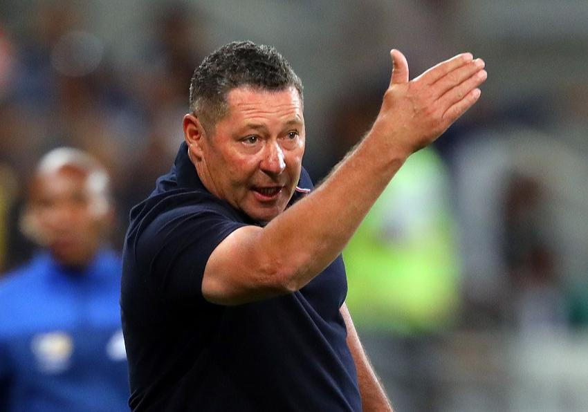 Steve Barker targets maximum points for Stellenbosch against Sekhukhune - TimesLIVE