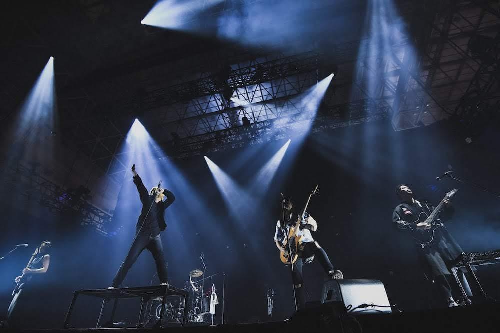 COUNTDOWN JAPAN  19/20 Survive Said The Prophet 「能像這樣和大家一起唱這首歌一直是我的夢想!」