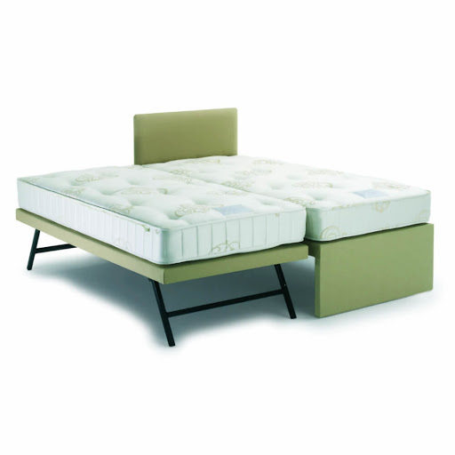 Hypnos Trio Guest Bed & Open Coil Mattresses