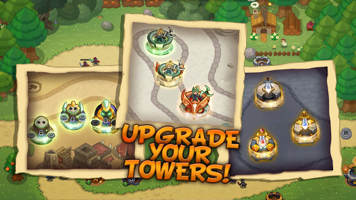 Realm Defense: Epic Tower Defense Strategy Game screenshot 2