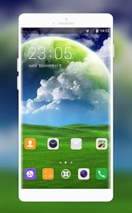 Theme for Huawei Ascend G600 - náhled