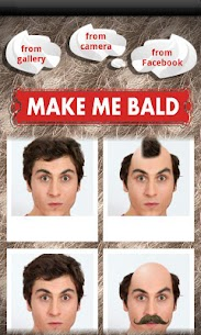 Download Make Me Bald Prank App For Android 1