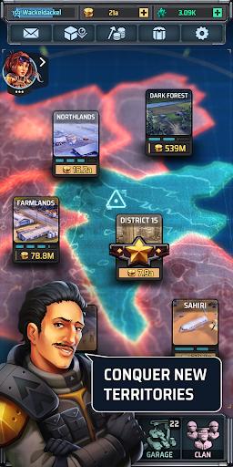 Idle War u2013 Tank Tycoon 0.4.3 screenshots 7