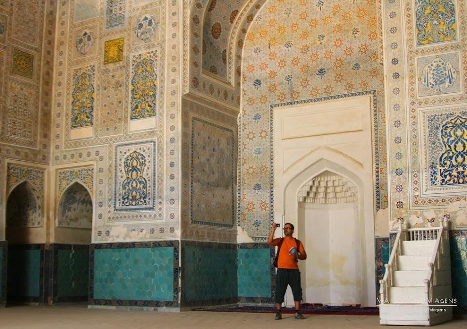 Visitar SHAKHRISABZ e as origens de um império | Uzbequistão