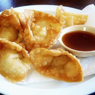 Crab Rangoon.