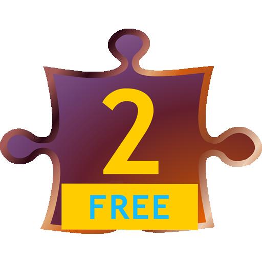 ThinkAnalogy™ Puzzles 2 (Free) 教育 App LOGO-APP開箱王