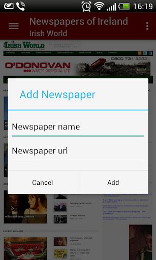 Ireland Newspapers 1.7.1 screenshots 4