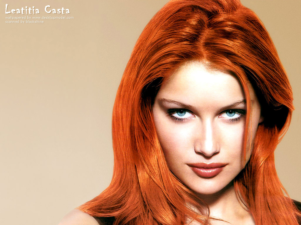People With Natural Hair Dye It Mango Orange