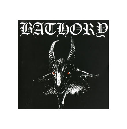 LP - Bathory - Bathory