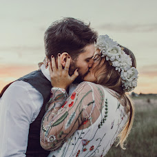 Wedding photographer Lucila Ventimiglia (studiodesreves). Photo of 09.01.2019