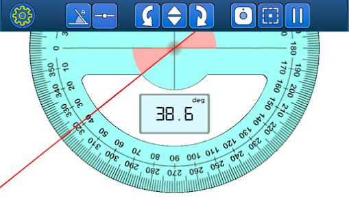 Protractor Tool 6