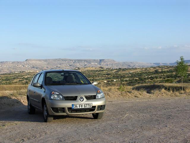 Аренда машины в Турции: наш опыт