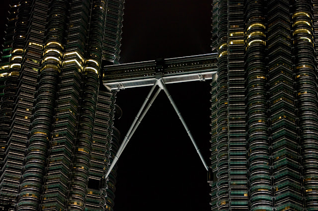 Куала Лумпур. Petronas Towers.