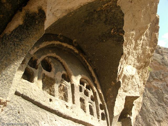 Каппадокия. Пещерные храмы Долины Ихлара.