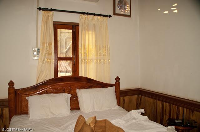 Бюджетное жилье в Луанг Прабанге: Vilayvanh Guesthouse