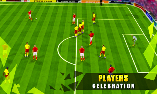 Real Football Game - FREE Soccer screenshot 1