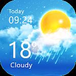 Weather forecast - Weather & Weather radar icon