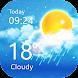 天気予報-天気と天気レーダー