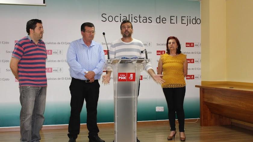 """Desiderio Enciso vuelve al PSOE para """"sumar fuerzas"""""""