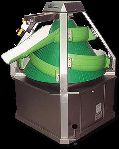 Κώνοι στρογγυλοποίησης μηχανές πλάσεως καρβελιού ανοξείδωτος inox