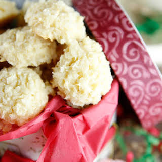 Coconut Macaroons With Cream Cheese Recipes.