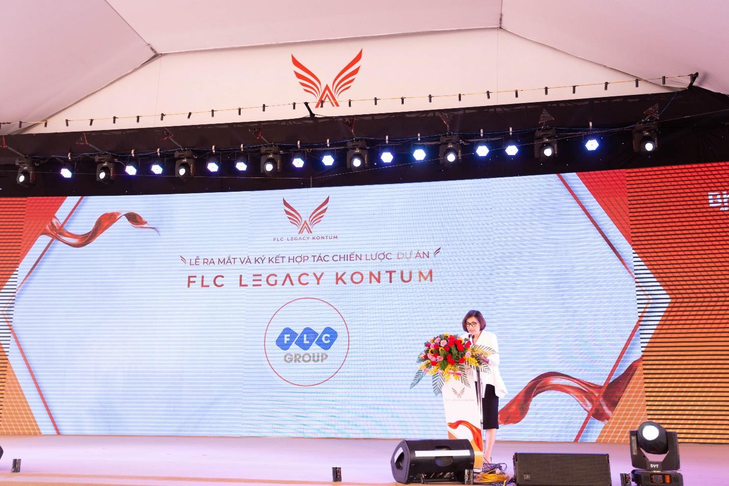 Sự kiện ra mắt FLC Legacy Kontum: Hút hàng ngàn khách hàng từ mọi miền đất nước - Ảnh 3