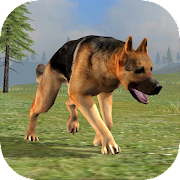 Game Wild Dog Survival Simulator apk for kindle fire