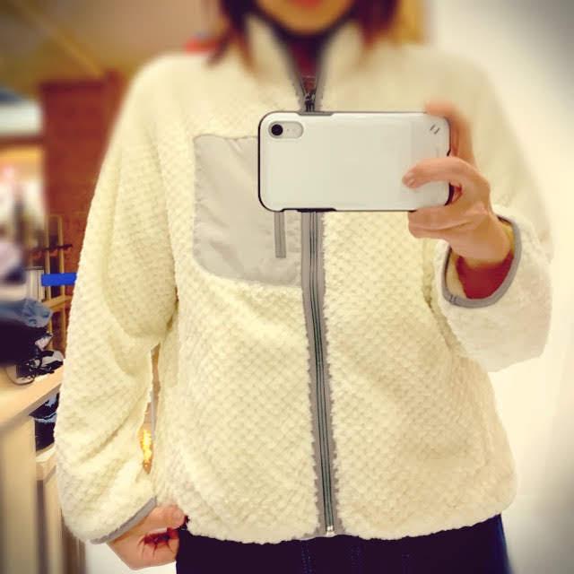 ダイヤフリースジャケット
