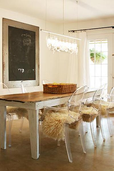 Awesome Sillas Comedor Transparentes Images - Casas: Ideas & diseños ...