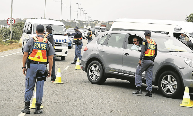 Avoid nasty surprises where the law is concerned by paying your traffic fines before travelling.