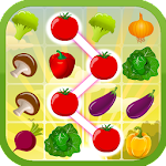 Connect Vegetables Icon